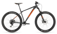 Mountainbike Cube Reaction TM Pro grey´n´orange