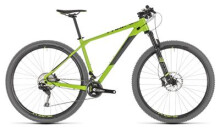Mountainbike Cube Reaction SL green´n´grey
