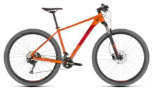 Mountainbike Cube Reaction Pro orange´n´red