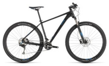 Mountainbike Cube Reaction Pro black´n´blue