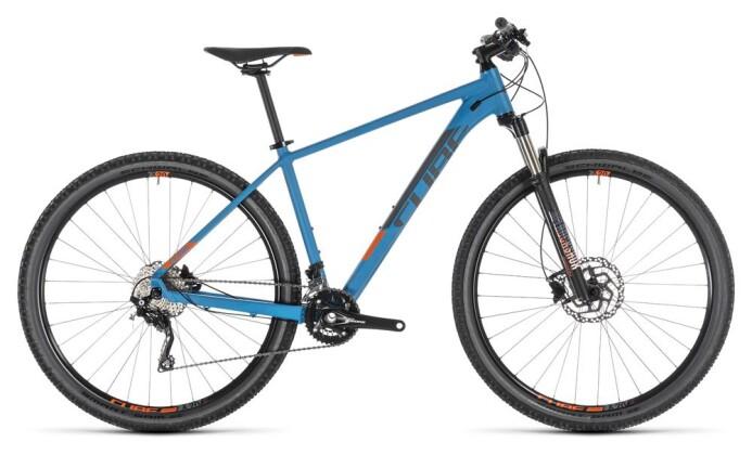 Mountainbike Cube Attention SL blue´n´orange 2019