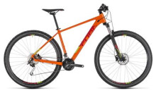 Mountainbike Cube Analog orange´n´red