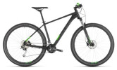 Mountainbike Cube Analog black´n´green