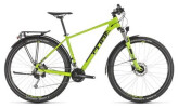 ATB Cube Aim SL Allroad green´n´black