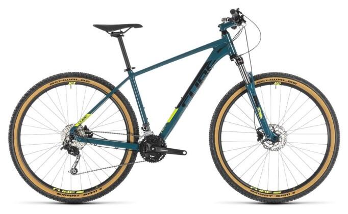 Mountainbike Cube Aim SL pinetree´n´flashyellow 2019