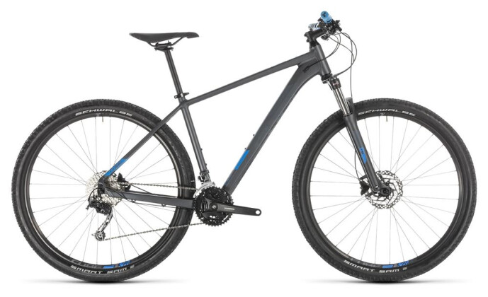 Mountainbike Cube Aim SL iridium´n´blue 2019
