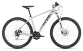Mountainbike Cube Aim Race white´n´blue