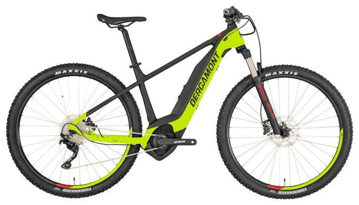 E-Bike Bergamont E-Revox 6 29 lime green 2019