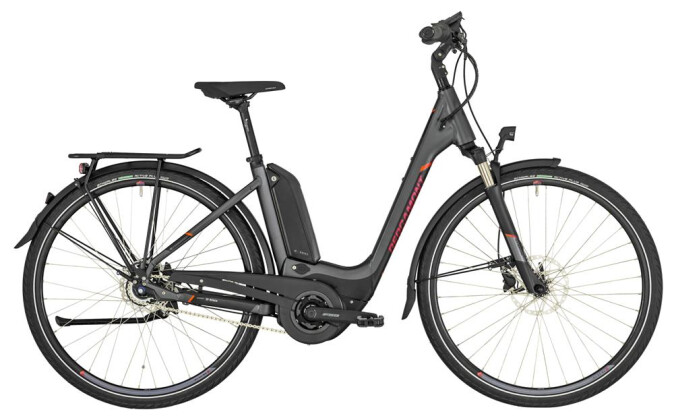 E-Bike Bergamont E-Horizon N8 FH 500 Wave 2019