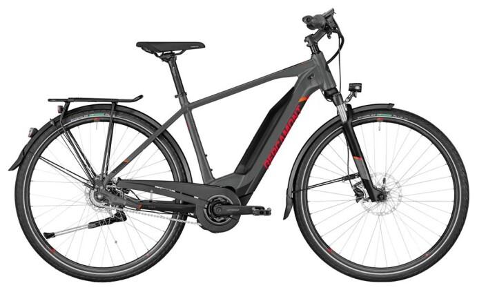 E-Bike Bergamont E-Horizon N8 FH 500 Gent 2019