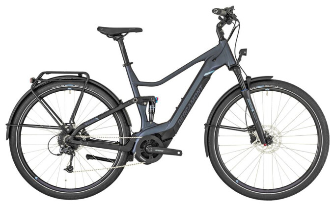E-Bike Bergamont E-Horizon FS Edition 2019
