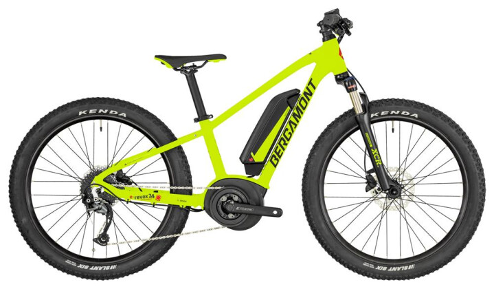 E-Bike Bergamont E-Revox Junior 24 2019