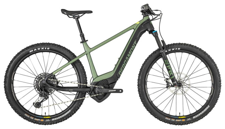 E-Bike Bergamont E-Revox Elite 27 2019