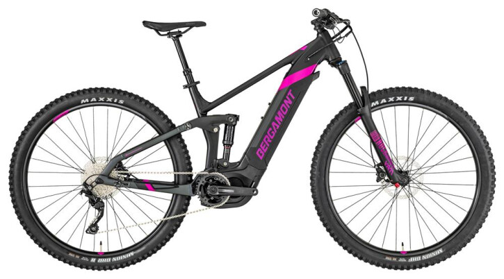 E-Bike Bergamont E-Trailster Sport FMN 29 2019