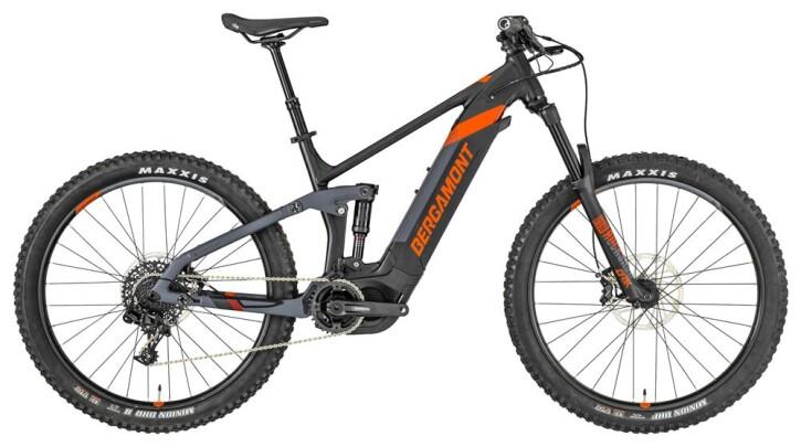 E-Bike Bergamont E-Trailster Pro 27 2019