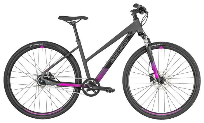 Crossbike Bergamont Helix N8 Lady 2019