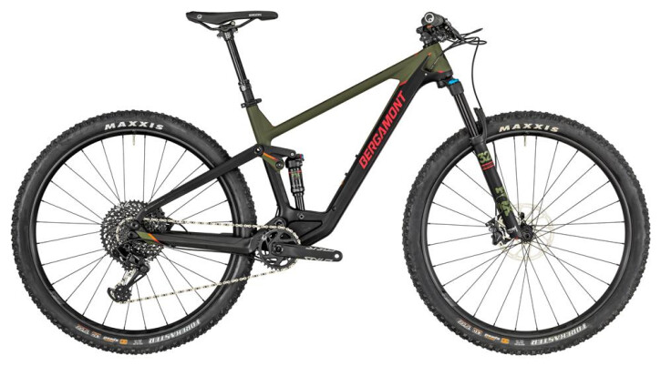 Mountainbike Bergamont Contrail Elite 2019