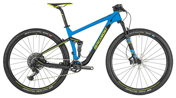 Mountainbike Bergamont Fastlane Team 2019