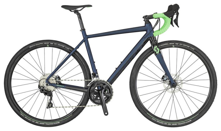 Rennrad Scott CONTESSA GRAVEL 15 2019