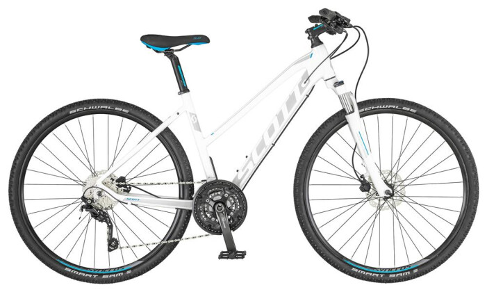 Crossbike Scott SUB CROSS 20 LADY 2019