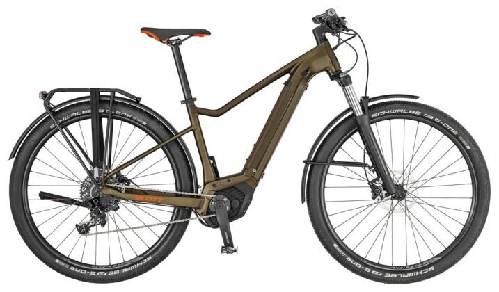 E-Bike Scott AXIS eRide 20 MEN 2019
