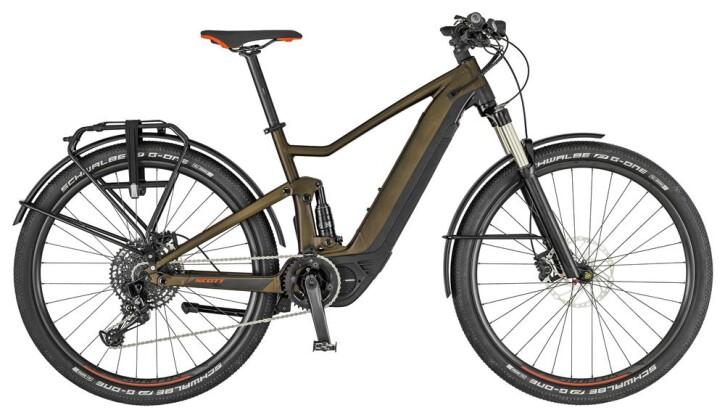 E-Bike Scott AXIS eRIDE EVO 2019