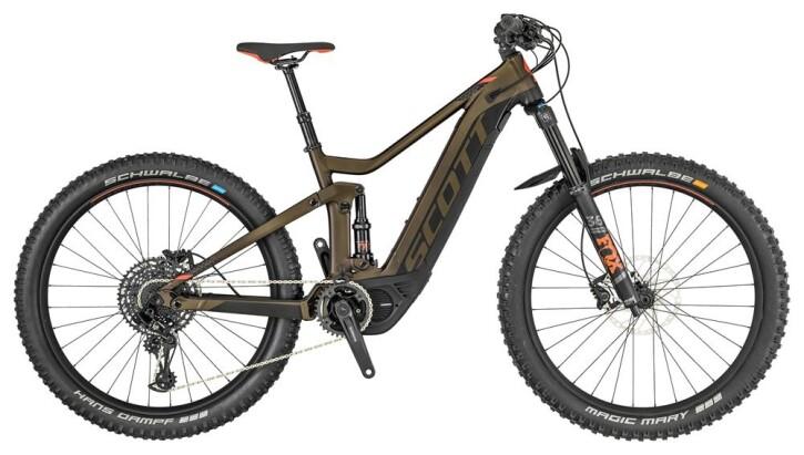 E-Bike Scott CONTESSA GENIUS eRIDE 720 2019