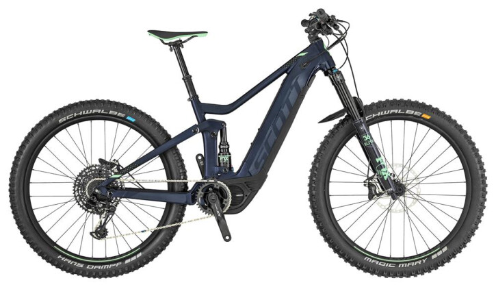 E-Bike Scott CONTESSA GENIUS eRIDE 710 2019