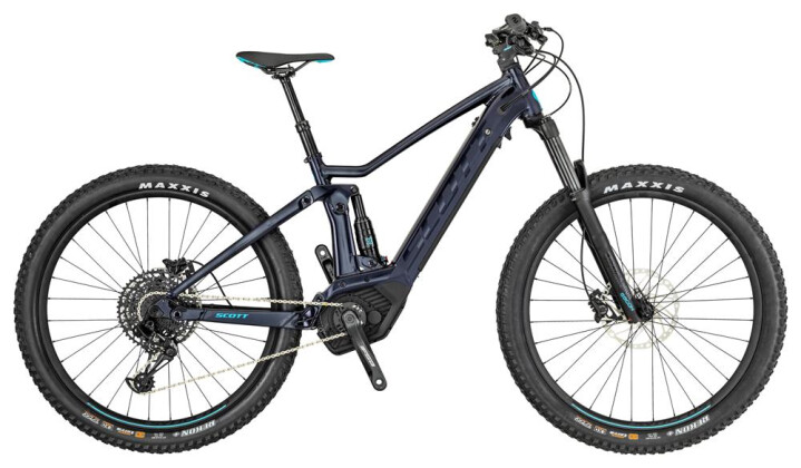 E-Bike Scott CONTESSA STRIKE eRIDE 720 2019