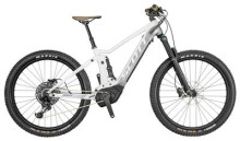 Scott Contessa Strike eRide 710 White/Silver/Bronze