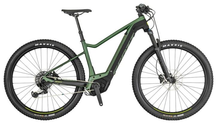 E-Bike Scott ASPECT eRIDE 10 2019