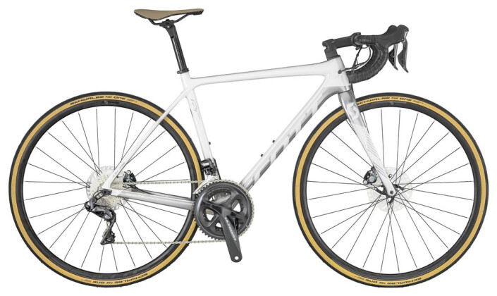 Rennrad Scott CONTESSA ADDICT RC DISC 2019
