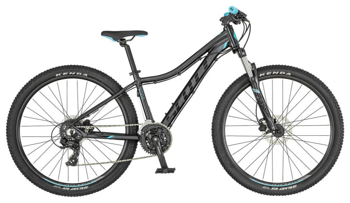 Mountainbike Scott CONTESSA 730 blue 2019