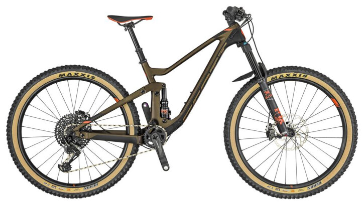 Mountainbike Scott CONTESSA GENIUS 710 2019