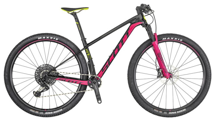 Mountainbike Scott CONTESSA SCALE RC 900 2019