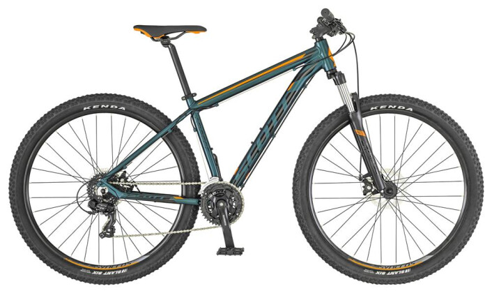 Mountainbike Scott ASPECT 770 cobalt green 2019