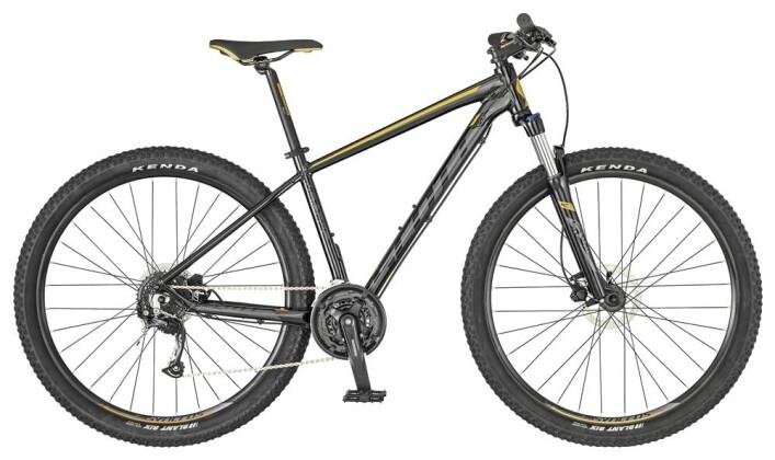 Mountainbike Scott ASPECT 750 black 2019