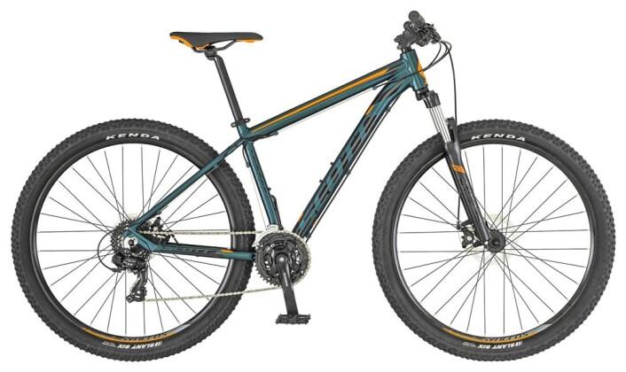 Mountainbike Scott ASPECT 970 cobalt green 2019