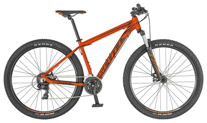 Mountainbike Scott ASPECT 970 red 2019
