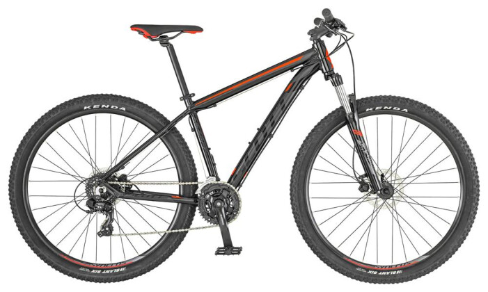 Mountainbike Scott ASPECT 960 black 2019