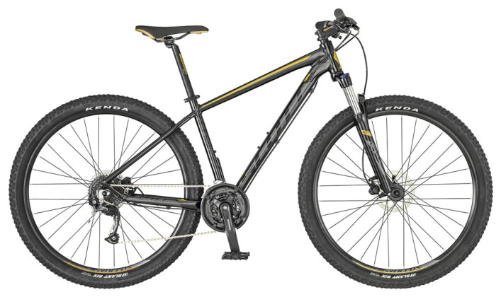 Mountainbike Scott ASPECT 950 black 2019