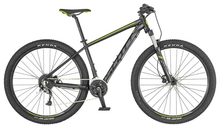 Mountainbike Scott ASPECT 940 black 2019