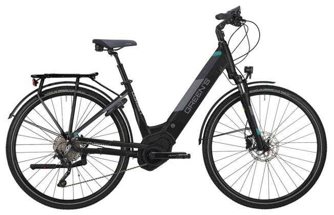 E-Bike Green's Dorset Damen 2019