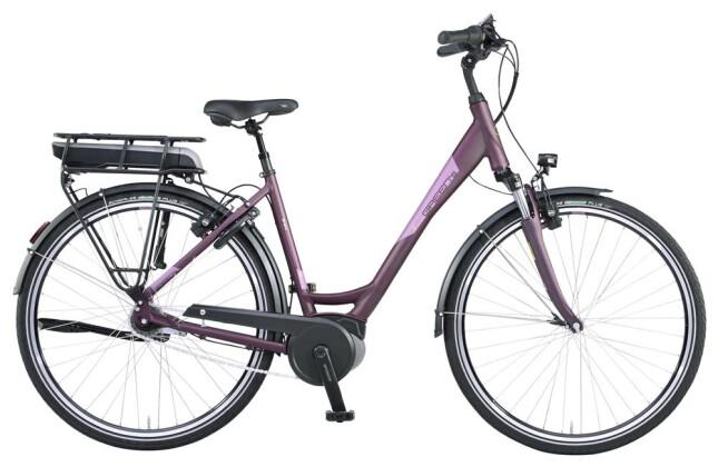 E-Bike Green's Bristol dark orchid Li-Ion 500 2019