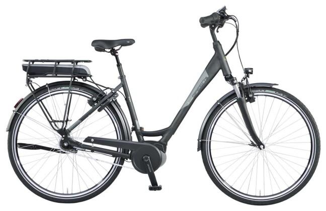 E-Bike Green's Bristol black 2019