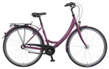 Citybike Green's Essex burgundy