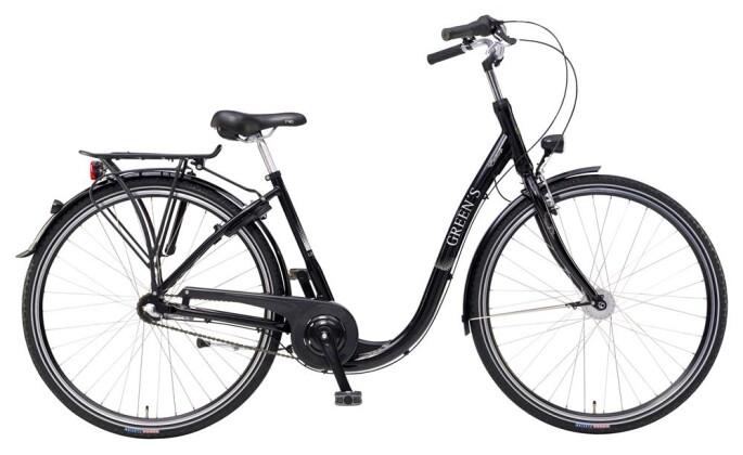 Citybike Green's Edinburgh 2019
