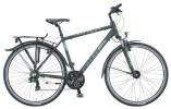 Trekkingbike Green's Dundee black Herren 21-G