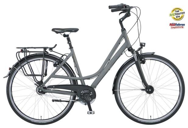 Citybike Green's Royal Ascot grey Curve 2019