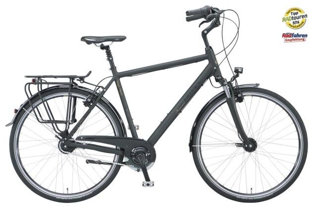 Citybike Green's Royal Ascot black Herren 2019